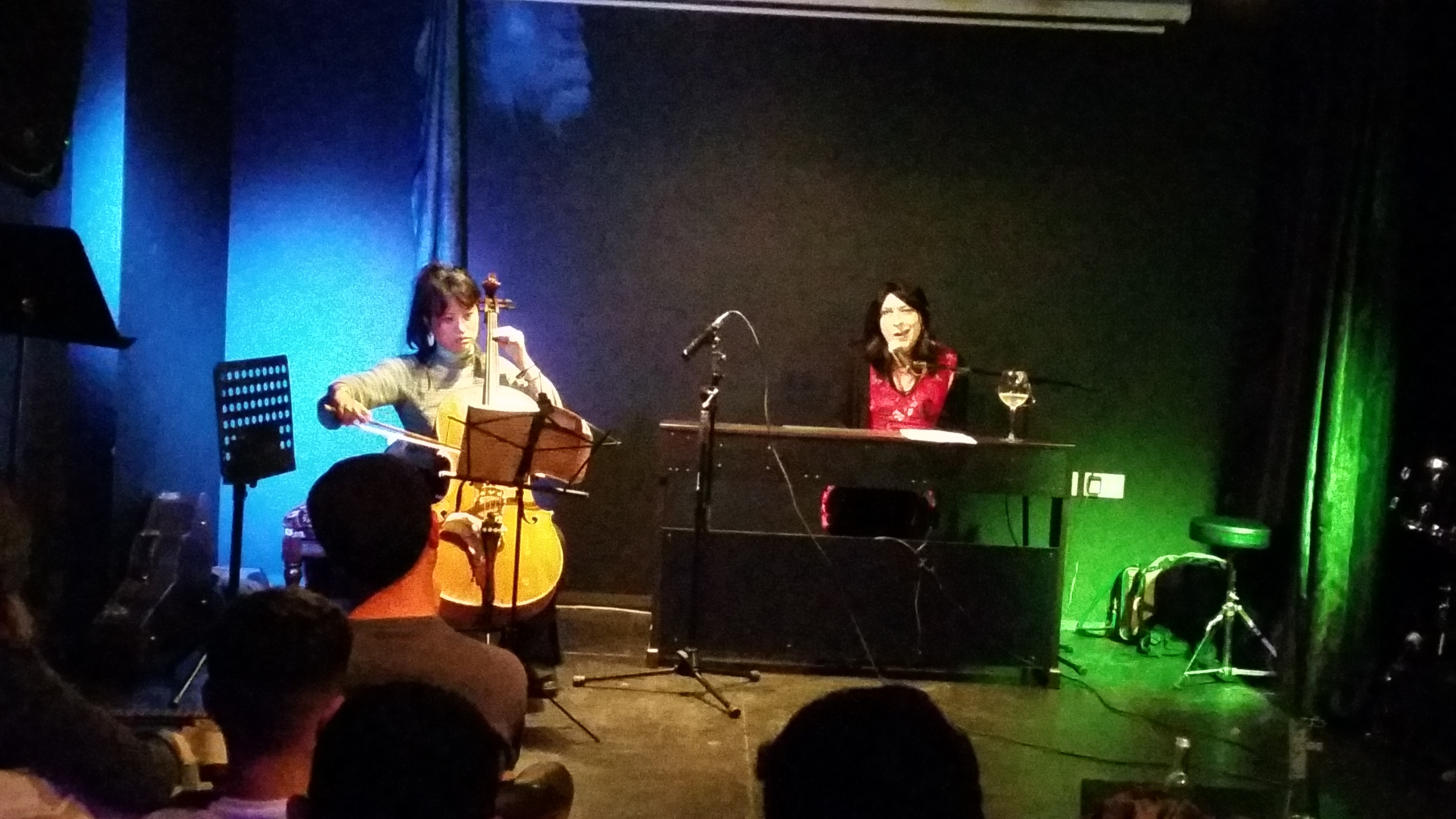 Juliet & Nanette, Babel Art House, 1 Nov 2018